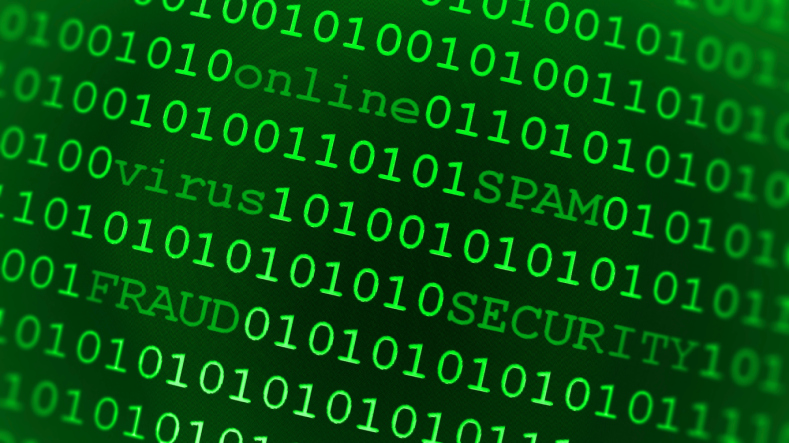 Cyber crime green