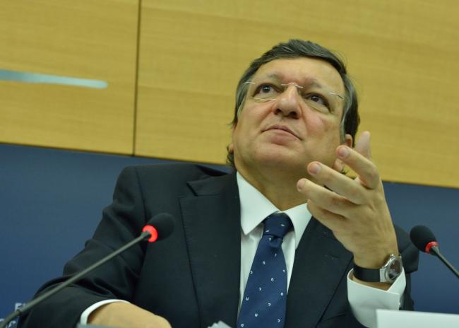 José Manuel Barroso, Presidente della Commisione Europea