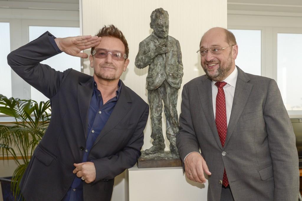 Bono e Schulz