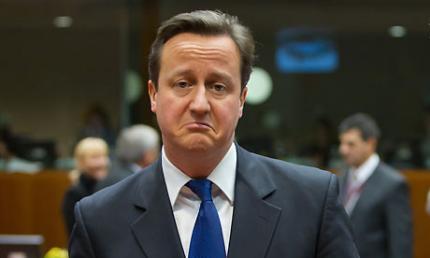 Cameron insoddisfatto