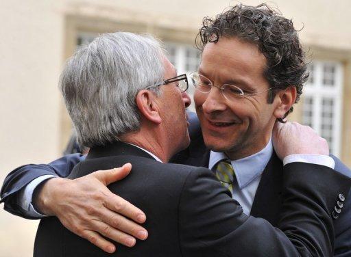 Dijsselbloem e Juncker
