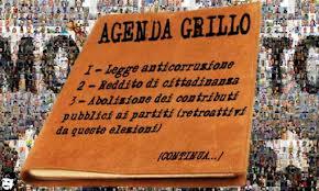 Agenda Grillo