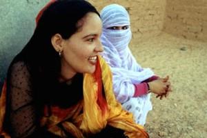Donne saharawi