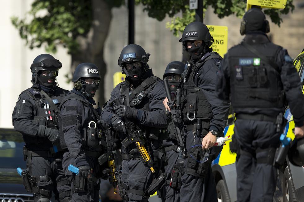 esercitazione terrorismo