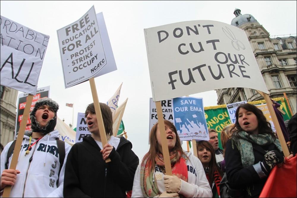 Giovani disoccupati