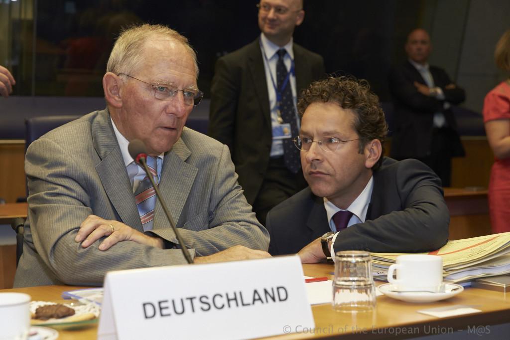 Juncker dijsselbloem eurogruppo flessibilità