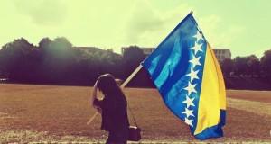 bosnia bandiera