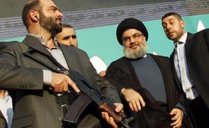 Il leader di Hezbollah Hassan Nasrallah