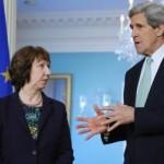 Siria: Kerry al vertice dei ministri degli Esteri Ue