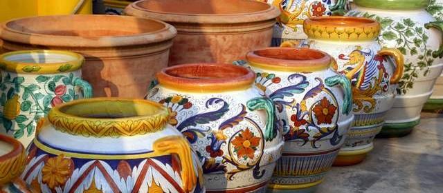 Tajani a Deruta incontra gli artigiani ceramisti - Eunews