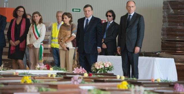 Barroso Letta Lampedusa
