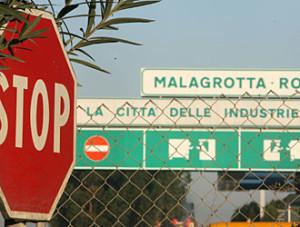 stop malagrotta