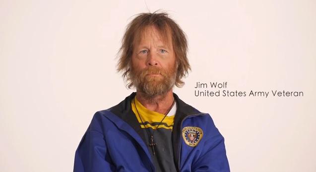 Jim Wolf veterano Usa