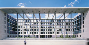 Berlin, the Foreign Affairs ministery building