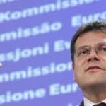 Unione energetica, Sefcovic: darò più peso alle parti sociali