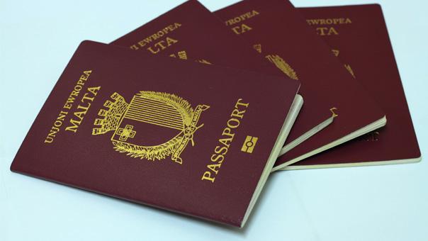 passaporto malta