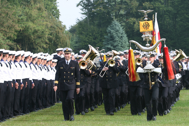 La Banda della Marina tedesca