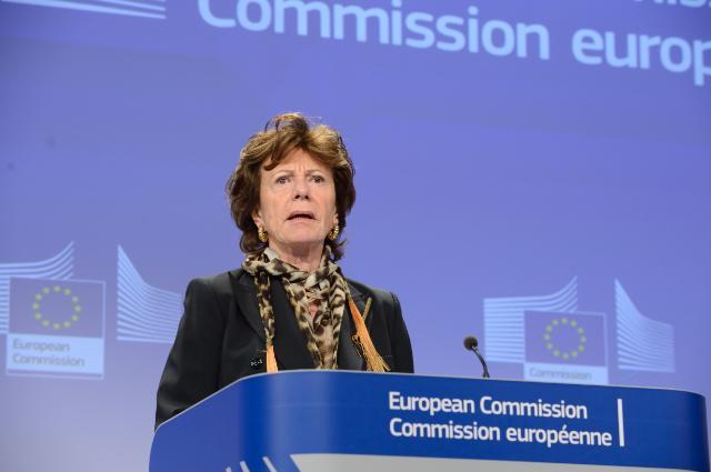 Neelie Kroes - ph. European Commission