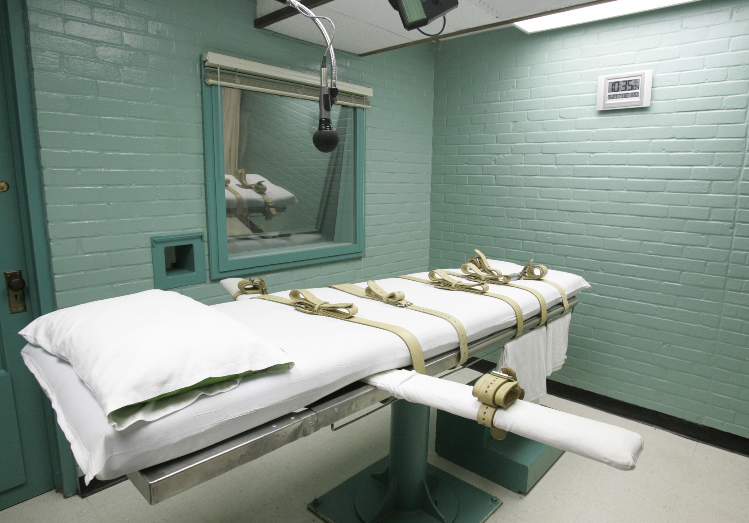 Il dilemma sulla pena di morte eunews for Morte con sedia elettrica