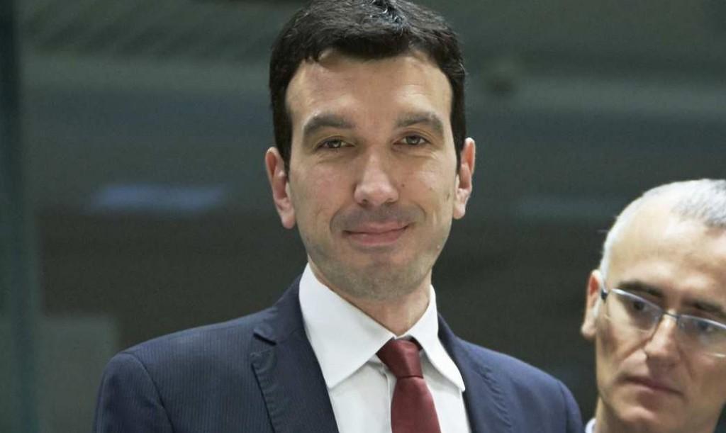 Il Ministro Martina al Consiglio Agricoltura - ph. European Council