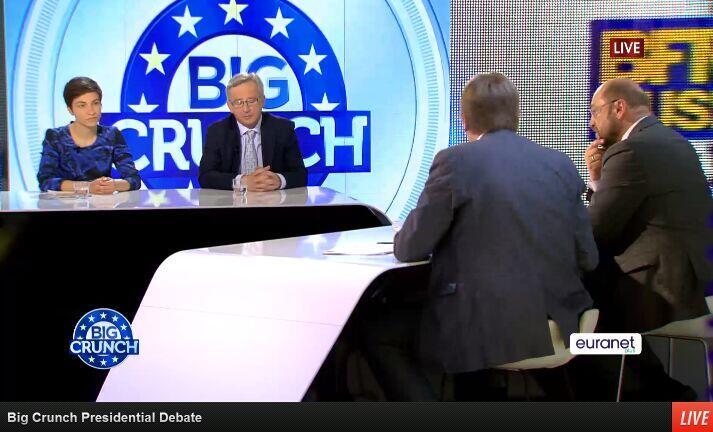 Euranet dibattito