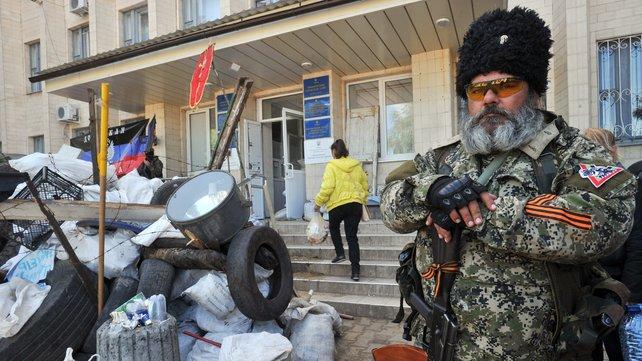 Ucraina separatisti