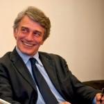 David Sassoli, rieletto vicepresidente: