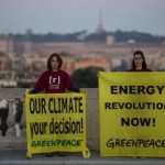 "Greenpeace all'Italia: ""Spinga su una presidenza Verde"""