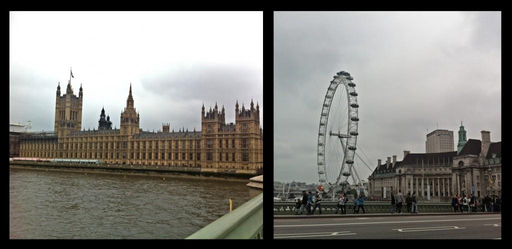 Londra tra le righe