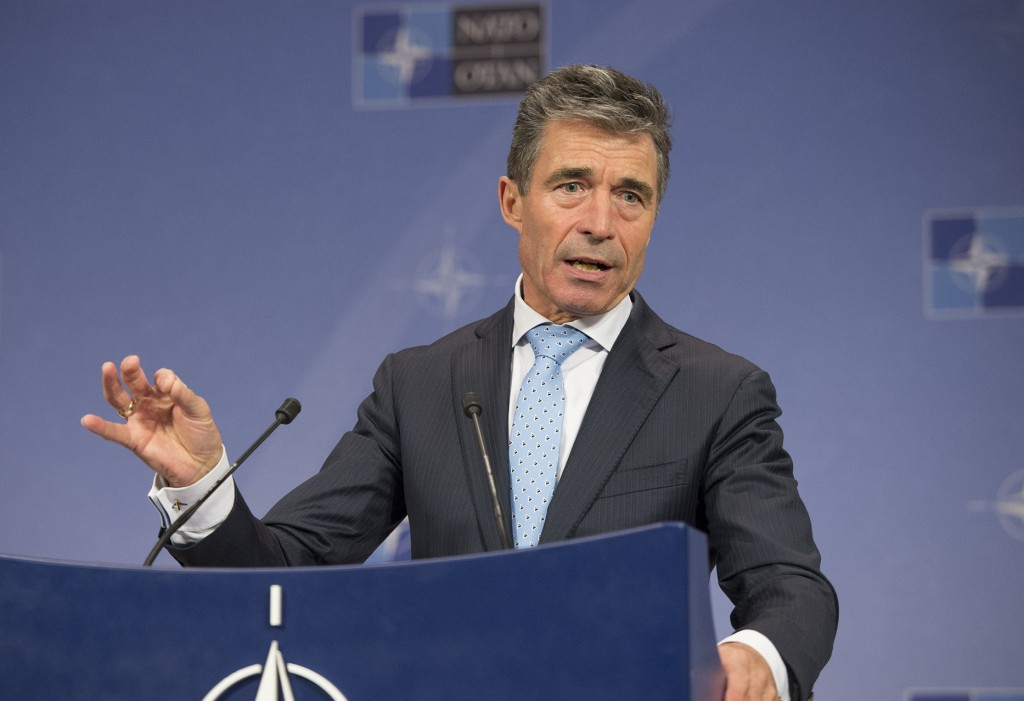 Meetings of the Defence Ministers at NATO Headquarters in Brussels- Press Conference NATO Secretary General