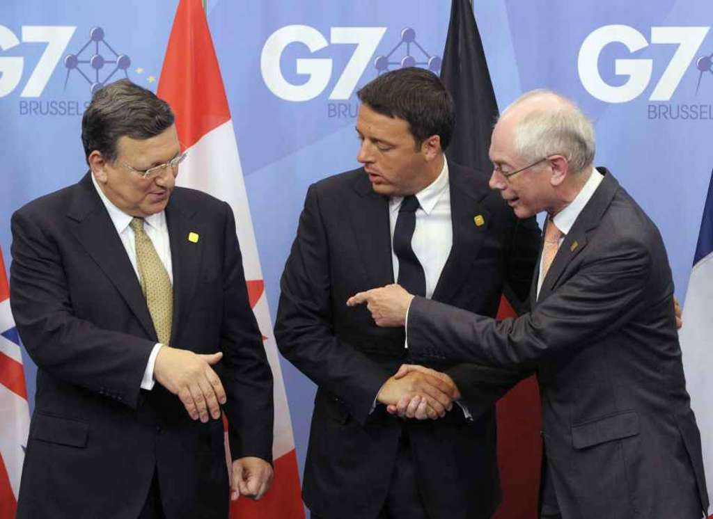 Renzi g7