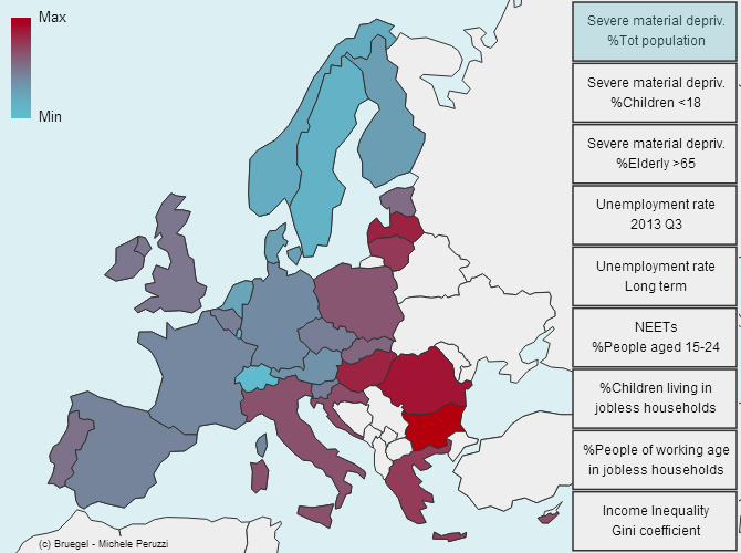 Per vedere la mappa interattiva vai su http://www.bruegel.org/nc/blog/detail/article/1290-interactive-map-europes-social-polarisation-and-the-generational-struggle/
