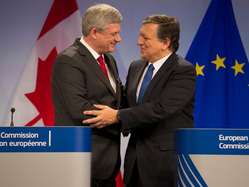 Harper e Barroso