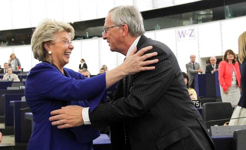 Juncker Reding
