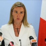 Renzi officially candidated Mogherini as High Representative