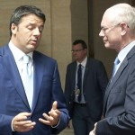 """European Council without appointments, Renzi """"I should have saved the travel"""""""