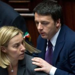 Renzi, a step back about Mogherini: no names for the Commission