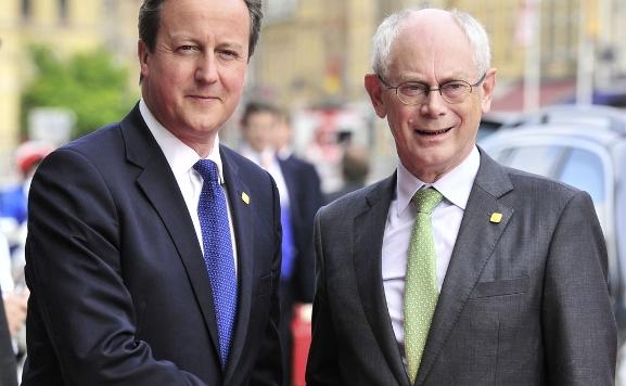 Van Rompuy Cameron