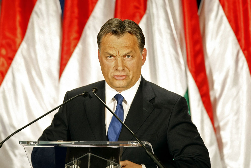 Nový obraz nepřítele č. 1 pro Washington – Viktor Orbán z Maďarska
