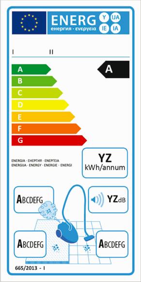 Label Vacuum Cleaner