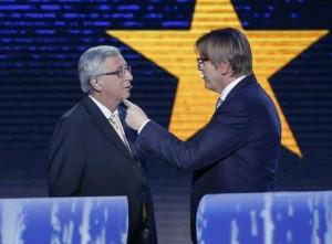 Verhofstadt Juncker