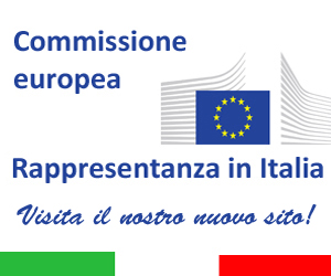 Commissione europea banner