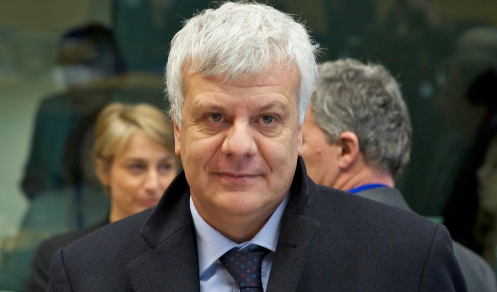 Il ministro Galletti