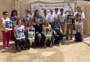 I deputati della Gue hanno reso omaggio alla memoria di Mohammed Abu Khdeir, il sedicenne rapito e ucciso a Gerusalemme sembra per rappresaglia in seguito all'uccisione dei tre studenti israeliani
