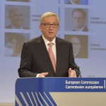 Press conference by Jean-Claude Juncker