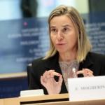"Mogherini broke up with Russia: ""No longer a strategic partner"""