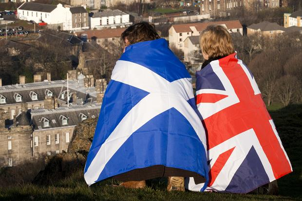 Scots and Brits