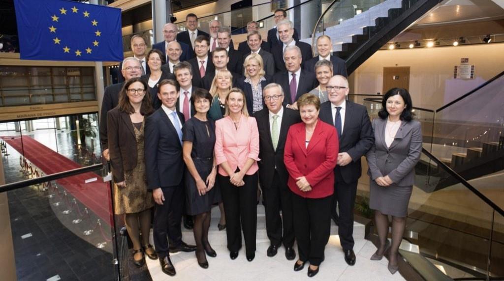 La Commissione Juncker