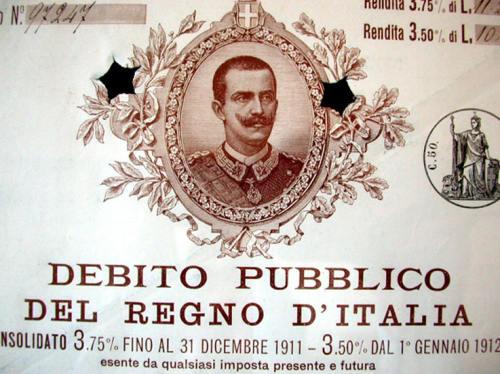 Debito italiano