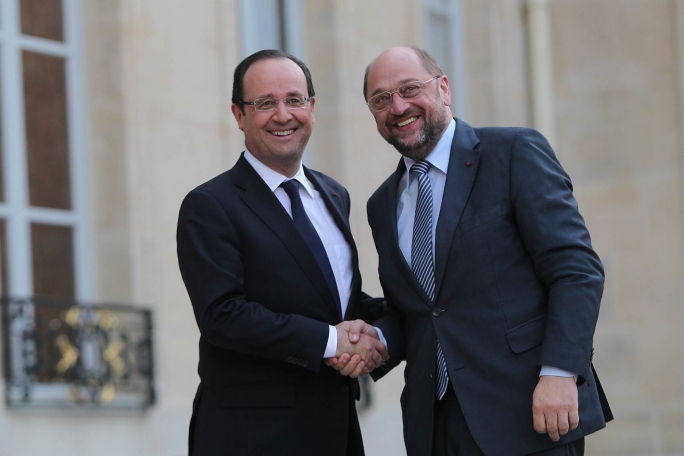 Hollande Schulz